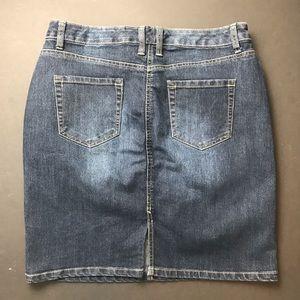 Nine West Skirts - Nine West Vintage America denim skirt